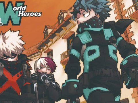 Third My Hero Academia Movie Offers Bonus Manga to Theatergoers