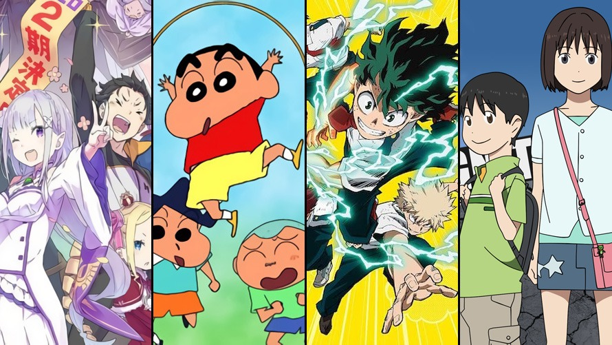 The Top 10 Anime Making Japanese Teens and Preteens Cry