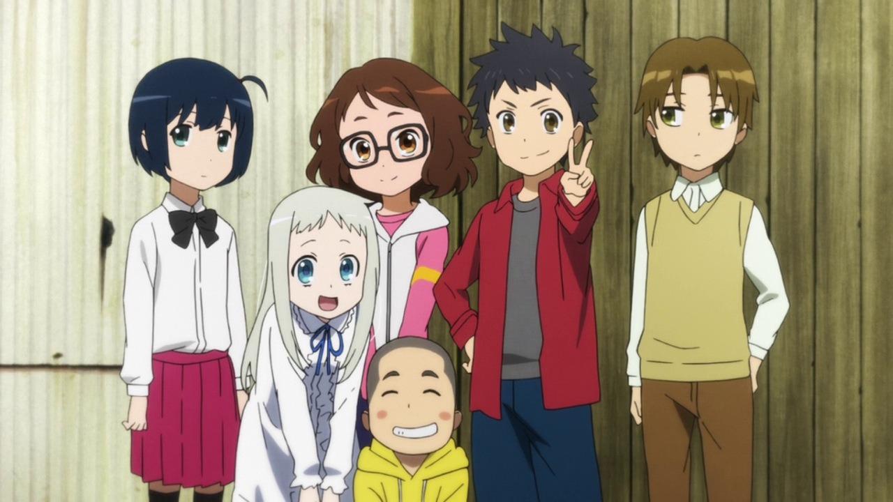 anohana anime film