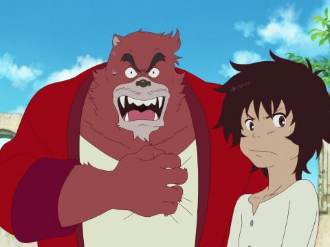 Mamoru Hosoda's The Boy and the Beast Inspires Musical