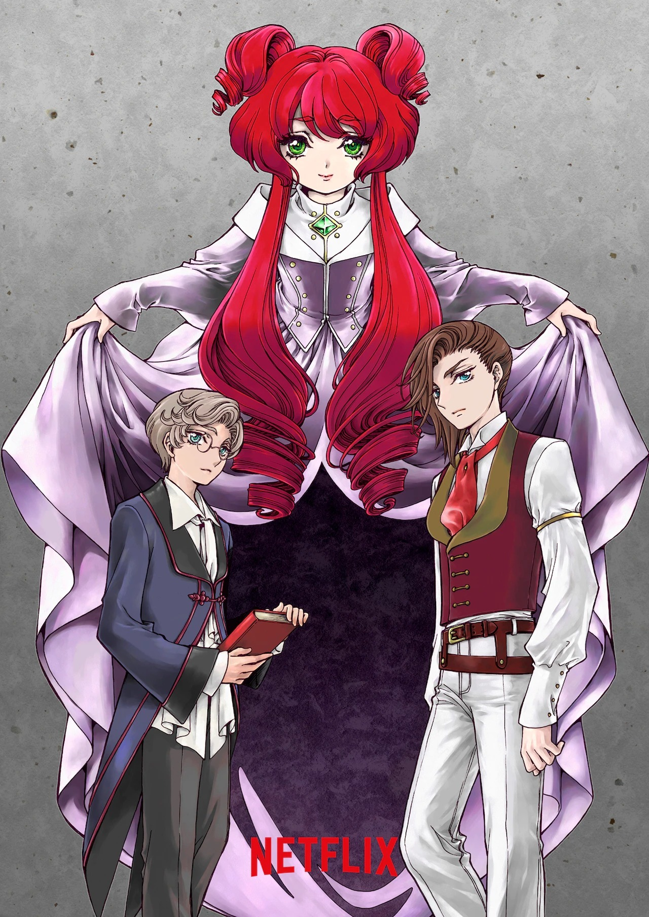 brothers grimm anime