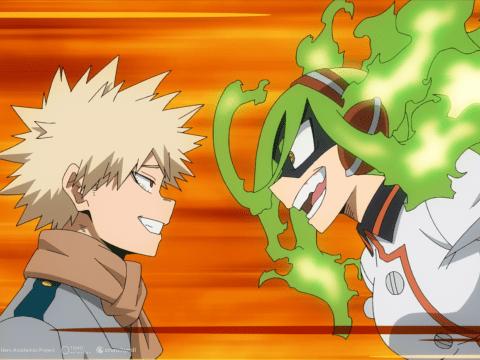 My Hero Academia Anime Introduces Voice Behind Burnin'