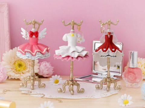Cardcaptor Sakura Outfits Become Capsule Toys from Bandai