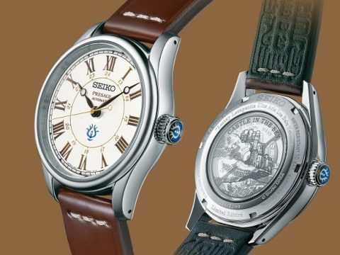 Laputa: Castle in the Sky Gets a Gorgeous, Rare (and Expensive!) Watch