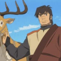 The Deer King Anime Film Heads to North America
