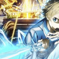 Eugeo's Blue Rose Sword from Sword Art Online Gets Life-Size Replica