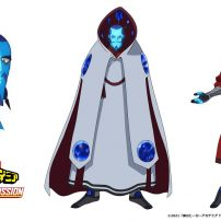 My Hero Academia: World Heroes' Mission Shows Off Original Villain Design