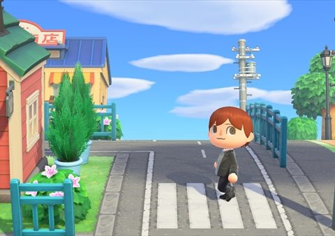 Hang Out with Fruits Basket Characters in Animal Crossing: New Horizons