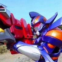 """""""Gridknight Fight"""" Live-Action Shorts to Supplement SSSS.DYNAZENON Anime"""