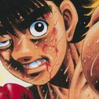 All 131 Volumes of Hajime no Ippo Manga Go Digital in Japan
