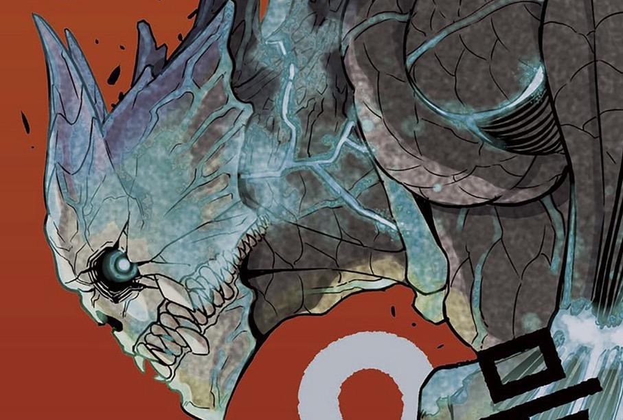 Kaiju No. 8 Manga Hits 3 Million Copies in Record Time