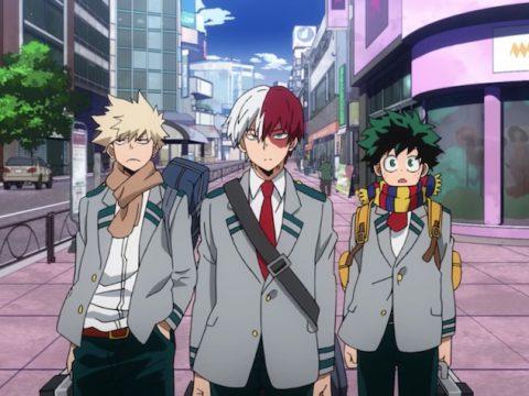 My Hero Academia Season 5 Trailer Previews New Arc
