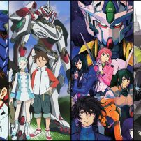 The Top 20 Mecha Anime According to Otaku USA Readers