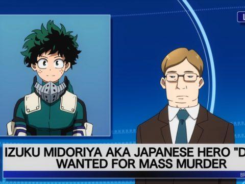 Third My Hero Academia Movie Gathers Main Heroes in New Key Visual