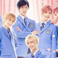 Ouran High School Host Club Releases Video for Upcoming Stage Play
