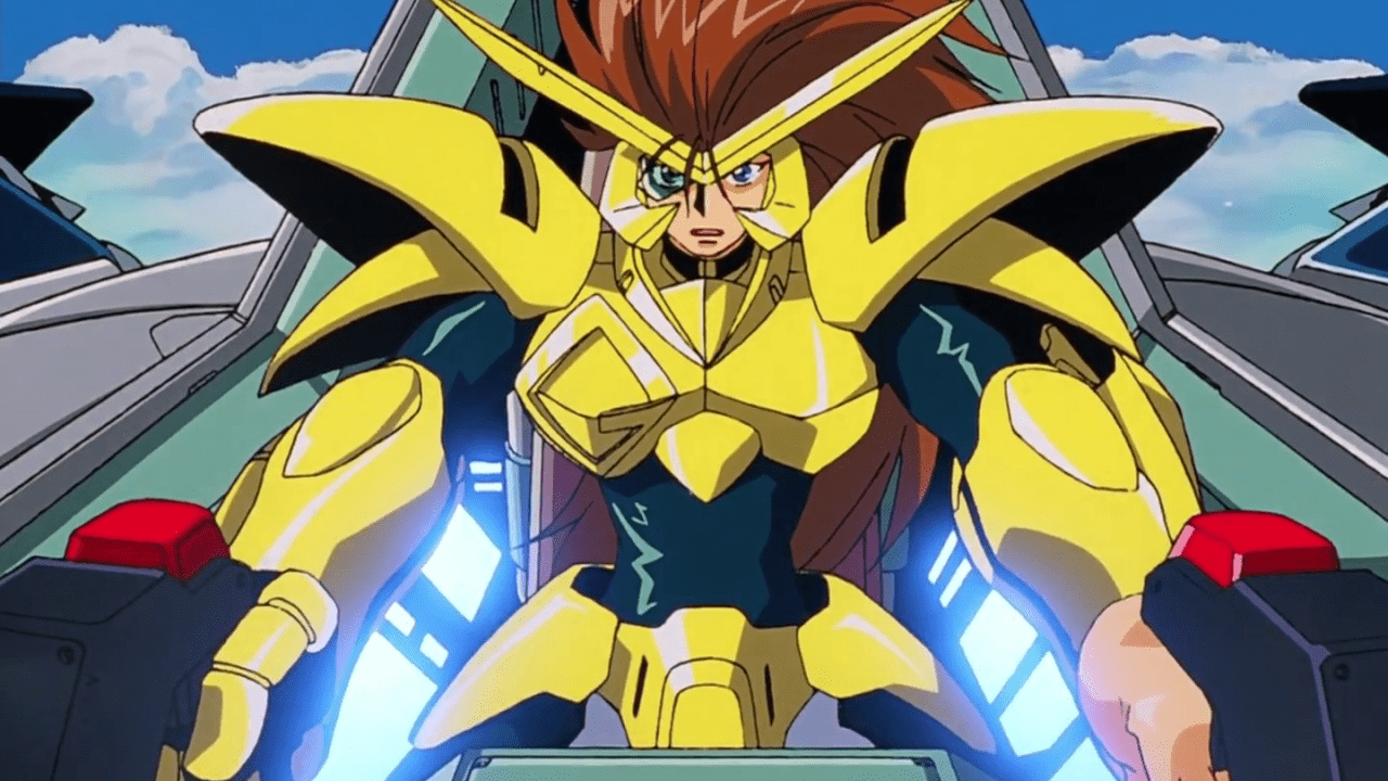 GaoGaiGar, sharing a universe with Betterman