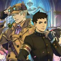The Great Ace Attorney — What's up with Herlock Sholmes?