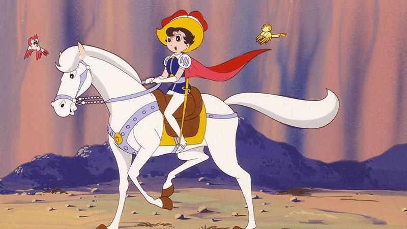 Ozamu Tezuka's Princess Knight