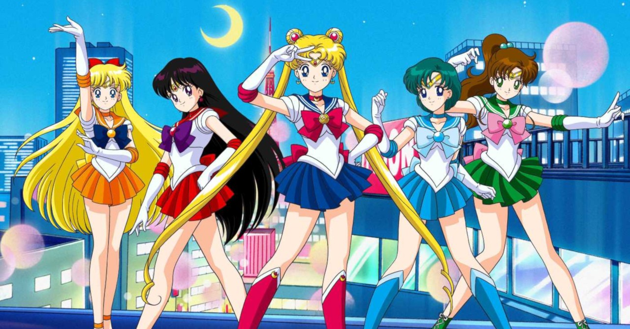 Sailor Moon got its own Tri-Stat game!