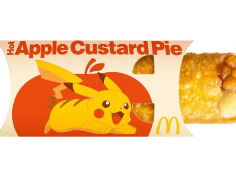 Special Pikachu Food Coming to McDonald's in Japan