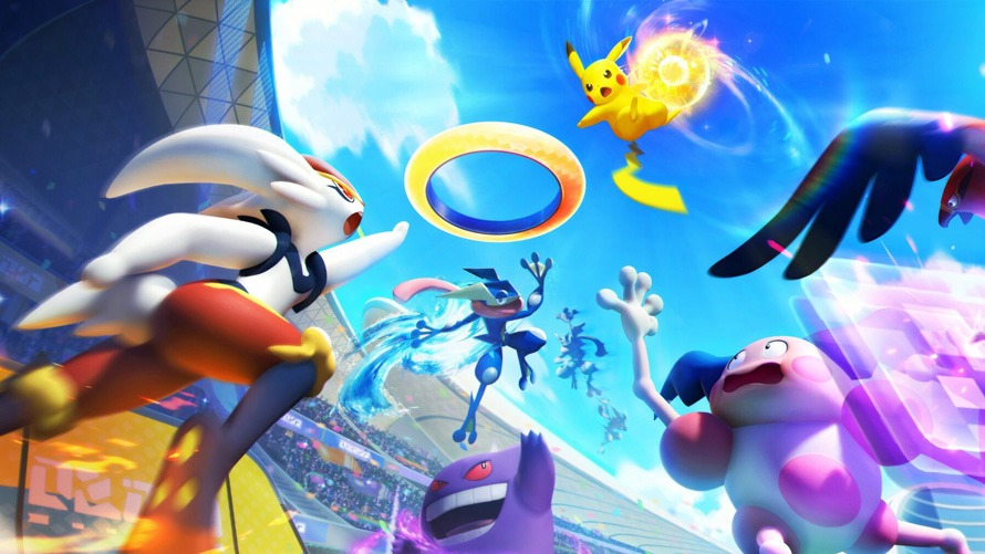Pokémon UNITE Drops New Trailer Ahead of Nintendo Switch Debut