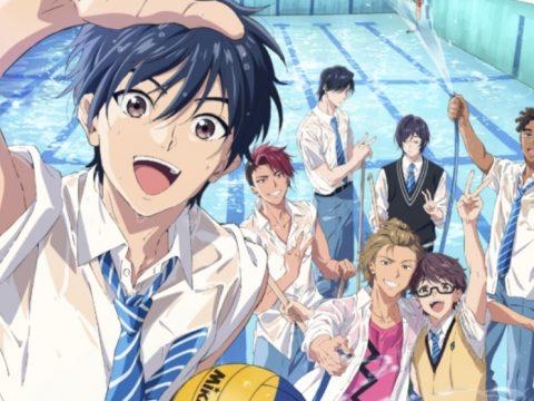 Funimation to Stream MAPPA's Original Water Polo Anime RE-MAIN
