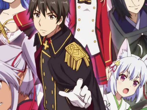 Opening Song, Cast Disclosed in How a Realist Hero Rebuilt the Kingdom Trailer