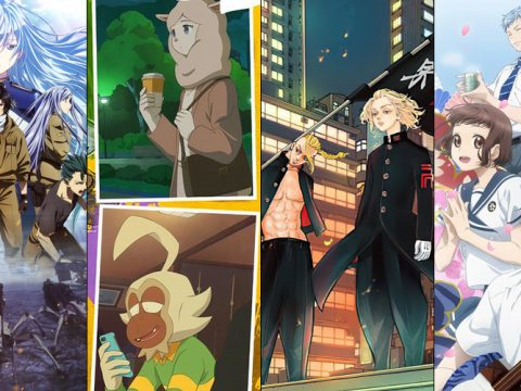 The Top 20 Anime of Spring 2021 According to Otaku USA Readers