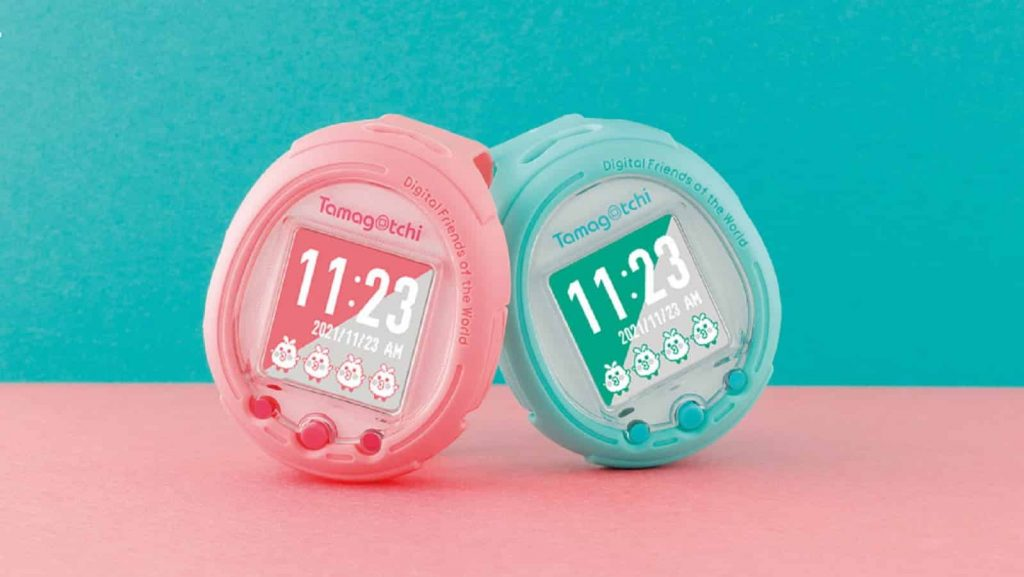 Tamagotchi Gets New Smart Watch Look for 25th Anniversary