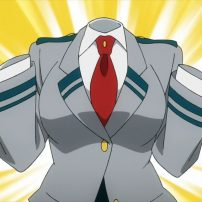 My Hero Academia Toru Hagakure Figure is Literally Invisible