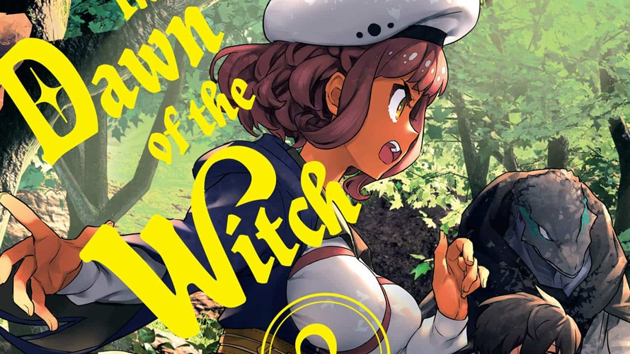 Dawn of the Witch [Manga Review]