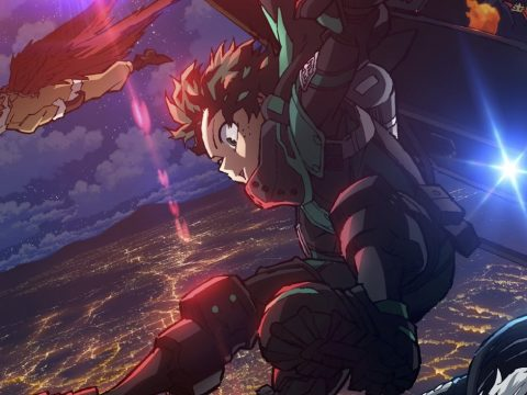 My Hero Academia: World Heroes' Mission Movie Casts Humanize Group