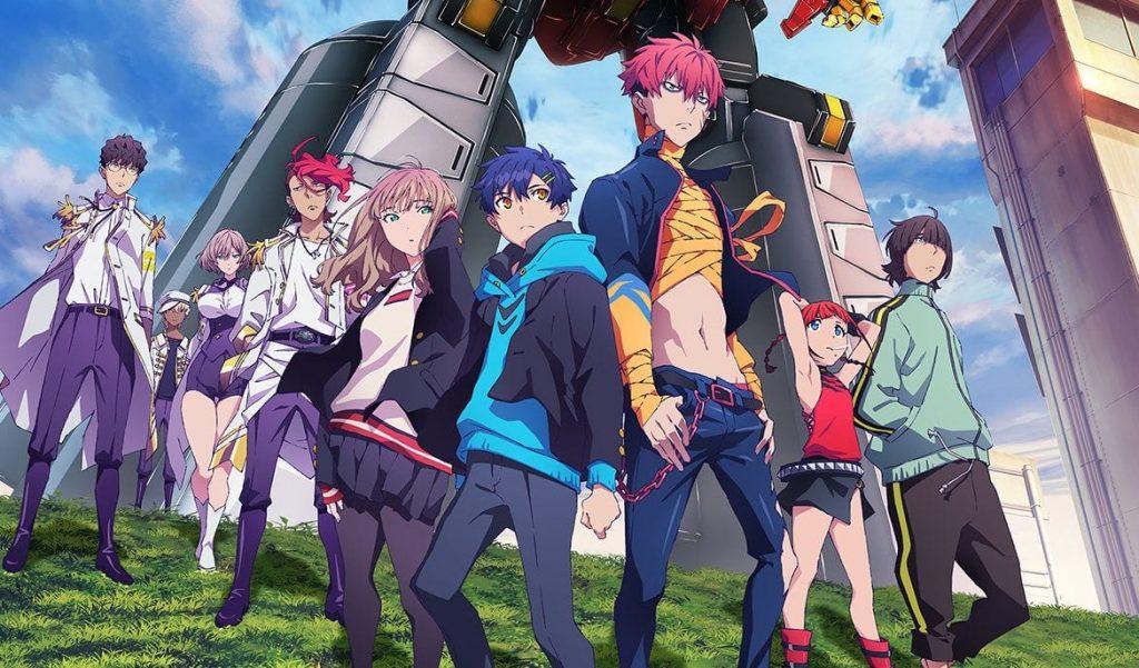 Funimation Announces SSSS.DYNAZENON's Dub Cast and Crew