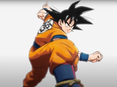 Next Dragon Ball Super Movie Title Revealed, Goku's Animation Teased