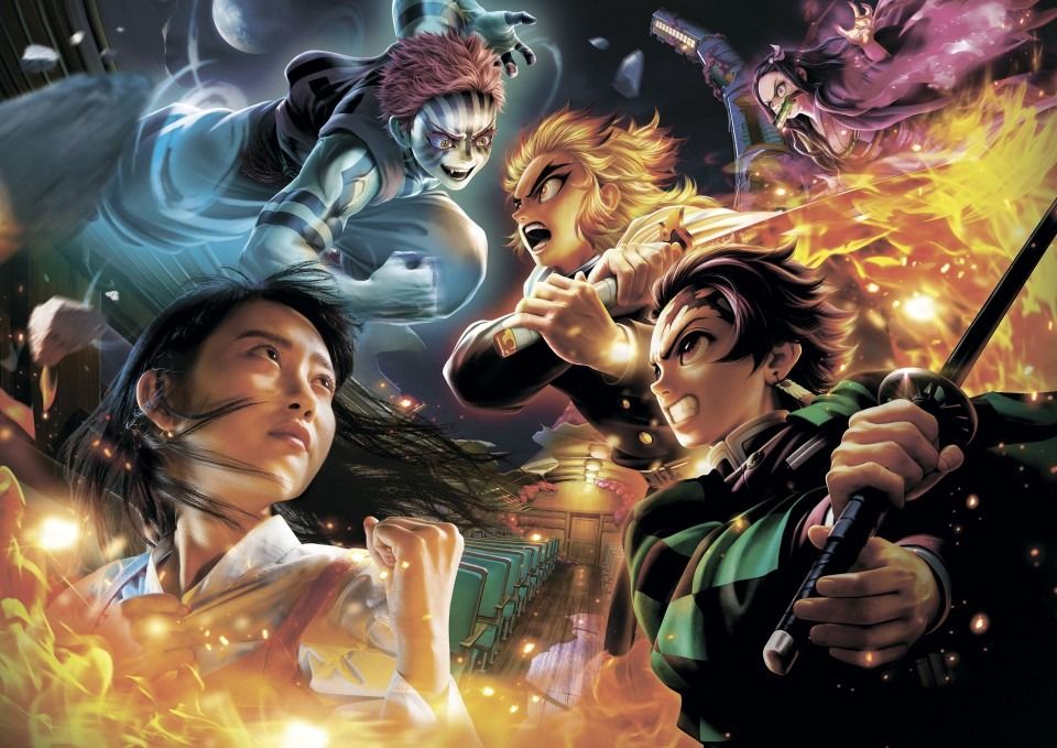 Universal Studios Japan Getting Demon Slayer Attractions