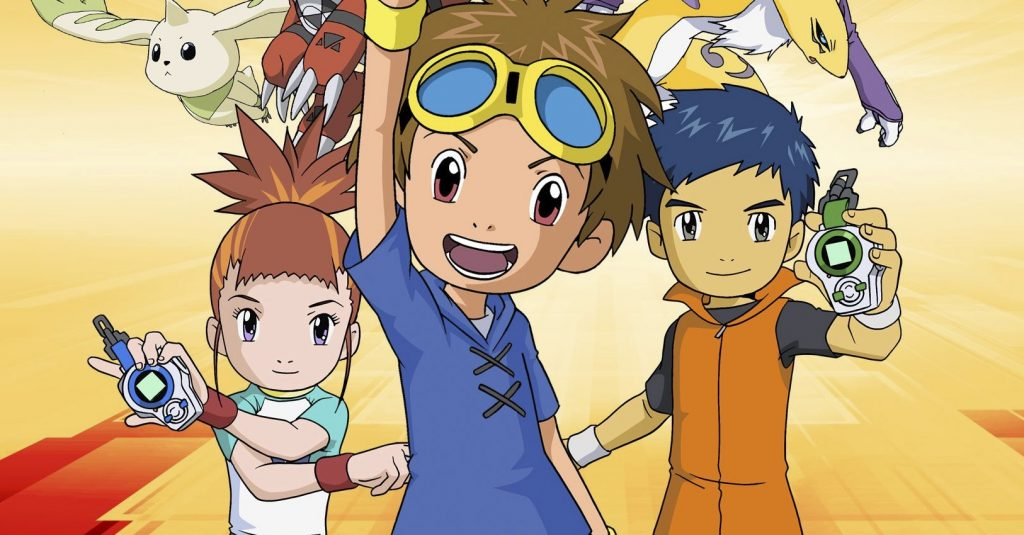DigiFes 2021 Celebrates 20 Years of Digimon Tamers with Visual