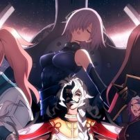 Fate/Grand Order Movie Drops Trailer Before Friday Release