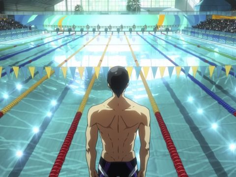 New Trailer Hits the Water for Free! -the Final Stroke- Anime Film