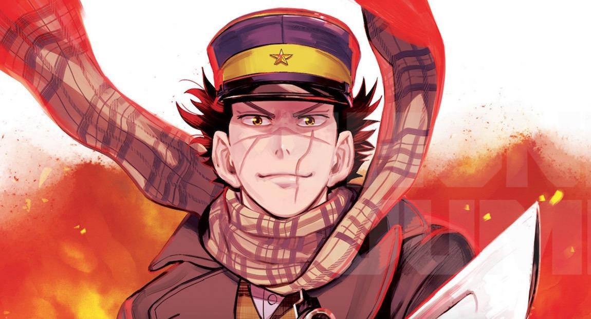 golden kamuy manga