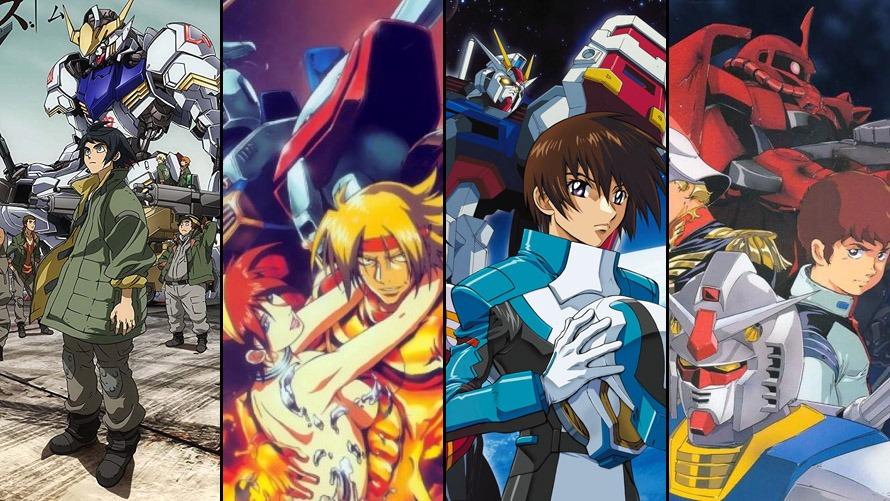 The Top 20 Best Gundam Anime According to Otaku USA Readers