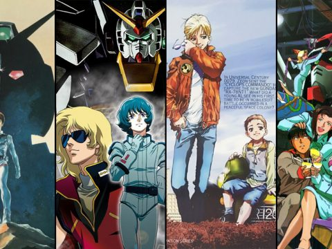 What's Your All-time Favorite Gundam Anime?