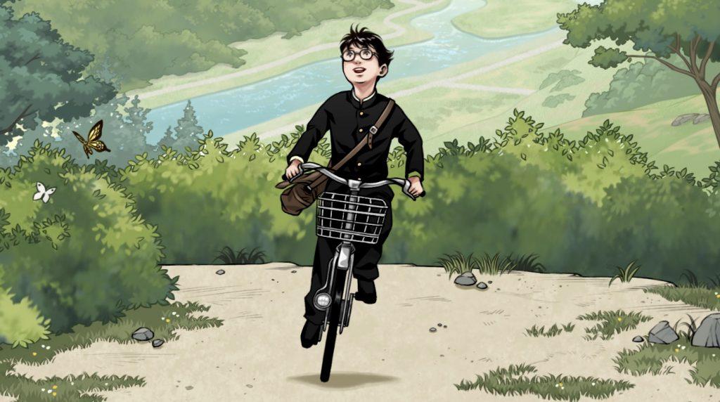 Book Inspiring Next Studio Ghibli Film Coming out in English