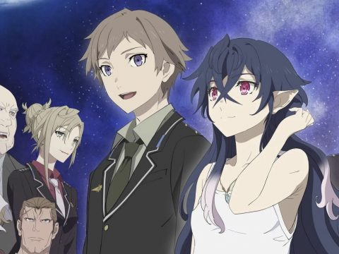 Tsuki to Laika to Nosferatu anime vampires