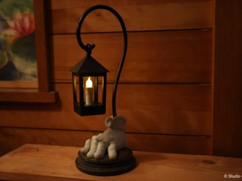 Get a Hopping Lantern Lamp and Spirited Away Watches