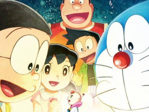 Doraemon: Nobita's Little Star Wars 2021 Anime Film Delayed Due to COVID