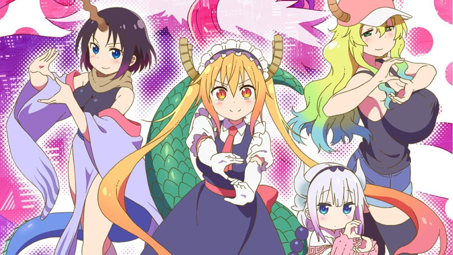 Miss Kobayashi's Dragon Maid is Getting a Shoot 'Em Up Game