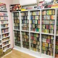 This Collector Has All 1,503 Nintendo Famicom Cartridges