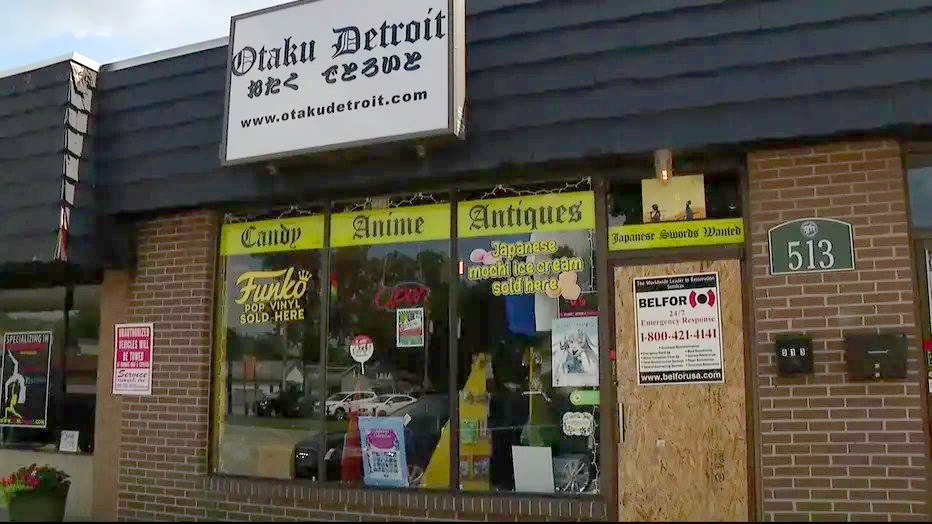 $7,000 of Rare Collectibles Stolen from Otaku Detroit Store