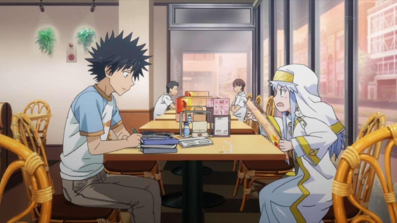 A Certain Magical Index - snackin'