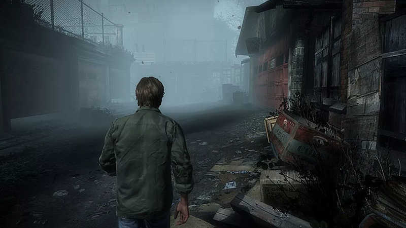 Silent Hill may or may not be coming back... keep calm with these series